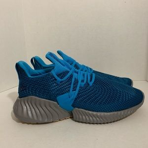 ADIDAS AlphaBounce Instinct Shoes Blue Grey BD7112